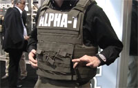 SHOT Show 2014: Point Blank Tactical Armor