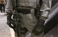 SHOT Show 2014: Grey Is the New Black