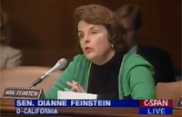 Dianne Feinstein Carried a Gun