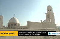 Syrian Nuns Still Held by FSA Militants