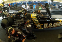 Army Top Fuel Dragster Teardown