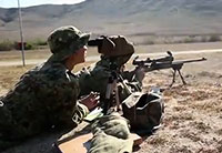 Marines Pass Down Scout Sniper Skills