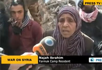 Syrian Refugees Forced to Eat Stray Animals