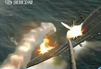 China 'Sinks' US Carrier in DF-21D Missile Test