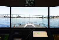 Navy's Littoral Combat Ship Simulator