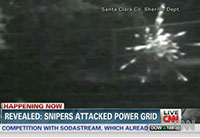 Terrorist Sniper Attack on US Power Grid