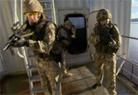 The Royal Marines Counter-Piracy Unit