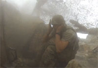 Bomb Dropped on US Soldiers by Mistake