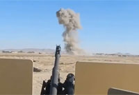 JDAM Drop On Taliban After Ambush