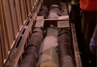 Iran's Intercepted Weapons Unloaded