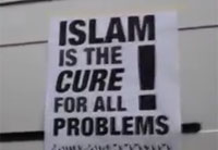 Islamists Campaign for Islamic Law in UK