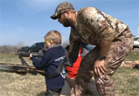 6 yo Gets to be a Navy Seal for the Day