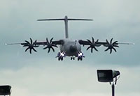 Tactical Short Landing C-17 vs A400M