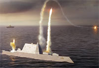 The Future of Surface Combatant Warfare