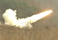 Combined Joint Rocket Live Fire