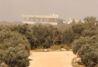 Shabiha Stronghold Blown Up by Rebels