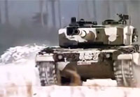 Germany's Leopard 1 & 2 Tank