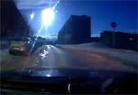 New Meteor Explosion Over Russia