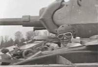 GM Engineers Test Tanks During WWII