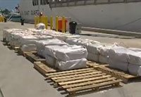 CG Offloads $110 Mil Worth of Cocaine