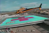 Medical Helo Crashes in New Mexico