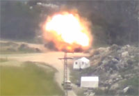 Syrian Army Takes Out Rebels in Latakia