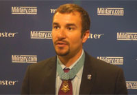 Medal of Honor Recipient Talks Vet Jobs