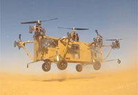Army VTOL Transformer Makes First Flight