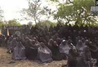 Video Claims to Show Missing Nigerian Girls