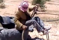 Syrian Rebels Hurting for Equipment