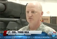 National Guard & Army Battle over Apache