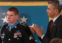 Sgt. Kyle White Awarded Medal of Honor