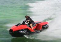 High Speed Amphibious Watercraft!