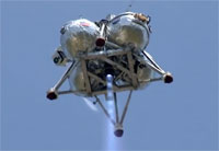 Morpheus Free Flight Reaches 1,300 ft