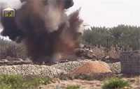 ISIS Attacks on Iraqi Military Police