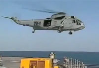Destroyed in Seconds: SH-3 Sea King