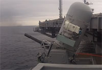 Close-in Weapon System (CIWS)