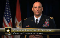 Army Birthday Message from Gen. Odierno