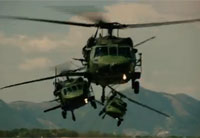 Sikorsky's HAWK Helicopter in Action