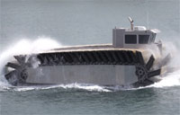 The Amphibious Combat Vehicle