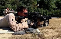 Moving Targets Make Marines More Deadly