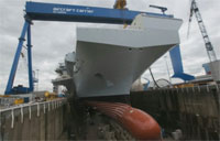 UK's Largest Carrier To Be Unveiled