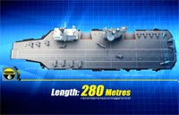 Fun Facts About UK's New Aircraft Carrier
