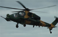 Early Look: The T129 Attack Helicopter