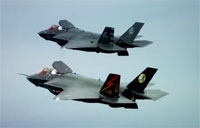 Grounded? Top F-35 Officials Discuss Issues