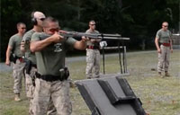 Bullseye - Marine Combat Shooting Team