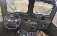 Marines Take Unmanned Vehicle for Spin