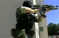 US Navy Seals MOUT Training