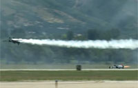 2014 Warriors Over the Wasatch Air Show