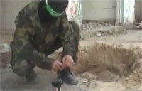 Ground Operation in Gaza to Stop Hamas